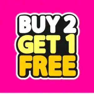 Buy2get1free🎯closet items only